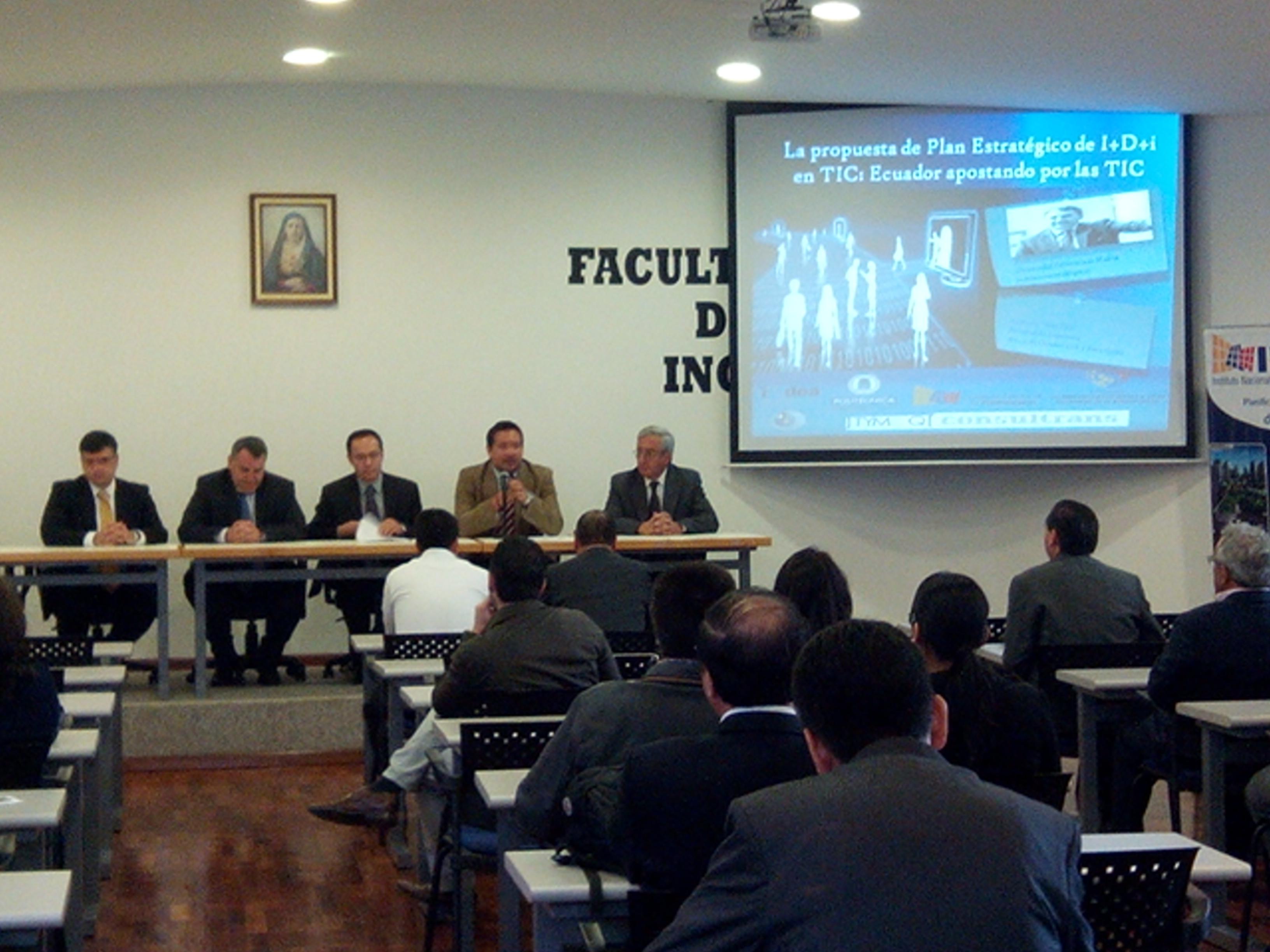 TyM Asociados   Plan estratégico de I+D+i en TIC de Ecuador